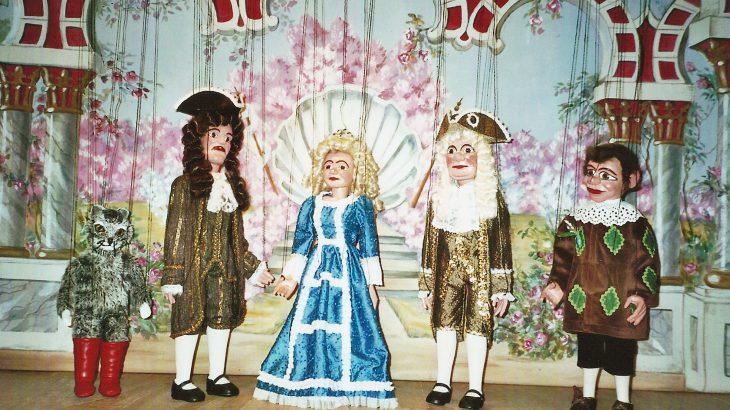Der gestiefelte Kater Marionettentheater