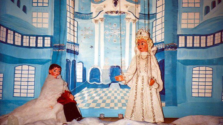 Die Schneekönigin Marionettentheater