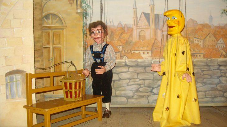 Die Wunschlaterne Marionettentheater