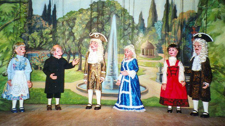 Grauschimmel Marionettentheater