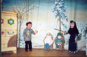 Peter und Bärbel suchen den Weihnachtsmann @ Neukirchen  (GV) | Roßleben | Thüringen | Deutschland