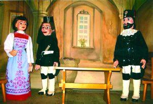 Die Sage von Sankt Anna @ Zschorlau Besucherbergwerk | Zschorlau | Sachsen | Deutschland