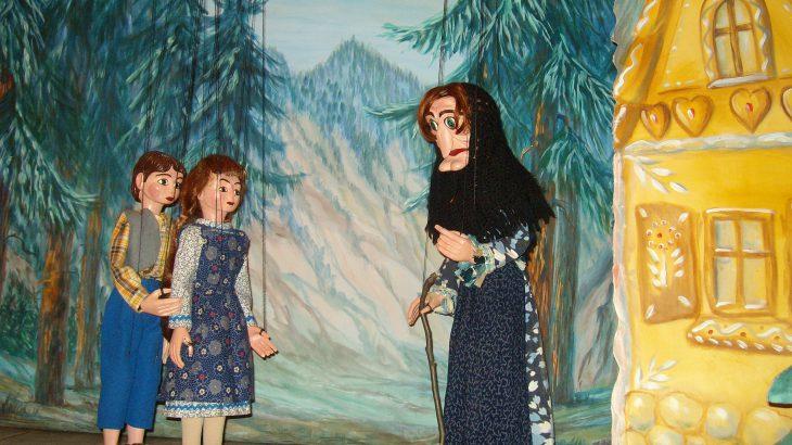 Hänsel und Gretel Marionettentheater